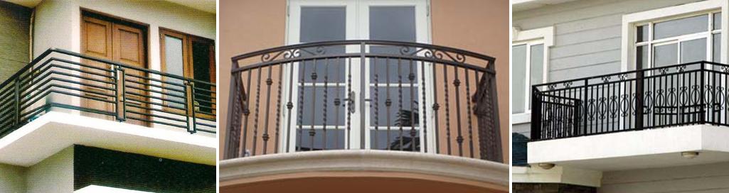 Model Balkon